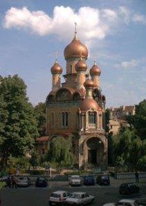Biserica Sfântul Nicolae - Paraclis Universitar