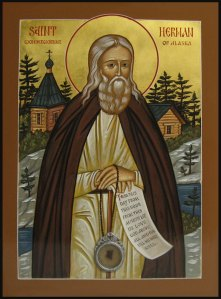 Saint Herman of Alaska, Wonderworker of All America