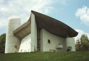 Corbusier - Chapelle Notre-Dame du Haut de Ronchamp