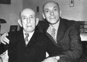 Nicolae Steinhardt şi tatăl său