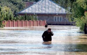 Inundatii in Bucovina