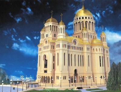 Proiectul Catedralei Mântuirii Neamului