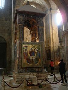 Mormântul Sfintei Nino