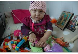 Marina Denisa la spital