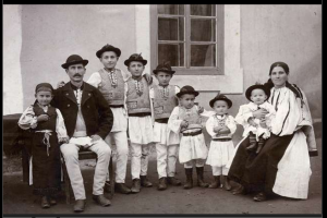 Familie din Transilvania