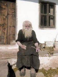 Dobri Dobrev – batranul cersetor pentru Hristos care ctitoreste biserici