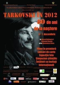 Zilele Tarkovski în București