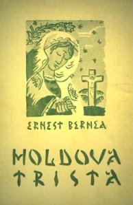 """Ernest Bernea - """"Moldova tristă"""""""