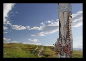 Drumul - Foto Mihai Savu