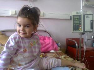 Să o ajutăm pe Ștefania!